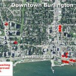Ward 2, Burlington overintensification