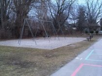 Lakeshore swings